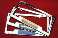 Chrome-License-Plate-Frames